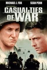 Casualties of War Movie Poster