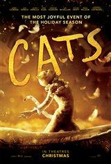 Cats (v.o.a.s-t.f.) Affiche de film