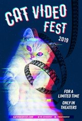 CatVideoFest 2016 co-presented with Alley Cat Allies Movie Poster