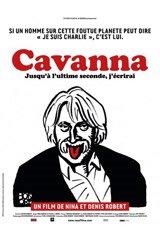 Cavanna, jusqu'à l'ultime seconde, j'écrirai Movie Poster