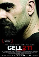 Cell 211 Movie Poster
