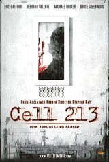 Cell 213 Movie Poster