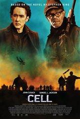 Cell (v.o.a.) Affiche de film