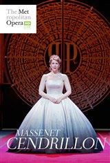 Cendrillon - Metropolitan Opera Affiche de film