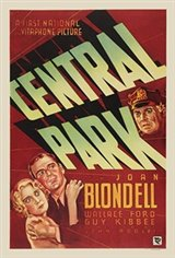 Central Park Movie Poster