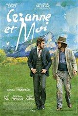 Cézanne et moi Affiche de film
