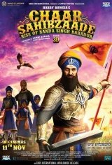 Chaar Sahibzaade: Rise of Banda Singh Bahadur Movie Poster