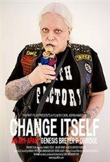 Change Itself: An Art Apart - Genesis Breyer P-Orridge Movie Poster