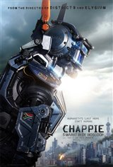 Chappie: The IMAX Experience Movie Poster