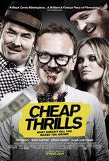 Cheap Thrills Movie Poster