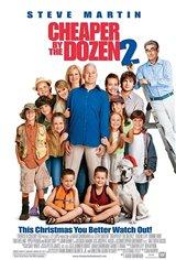Cheaper by the Dozen 2 Affiche de film