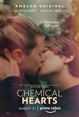 Chemical Hearts (Amazon Prime Video) Affiche de film