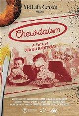 Chewdaism : Mordre dans le Montréal juif (v.o.a.s-.t.f) Affiche de film