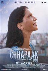 Chhapaak Affiche de film