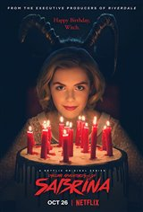 Chilling Adventures of Sabrina (Netflix) Affiche de film