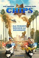 CHIPS (v.f.) Affiche de film