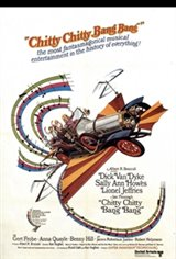 Chitty Chitty Bang Bang Movie Poster