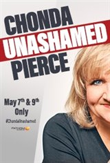 Chonda Pierce: Unashamed Large Poster