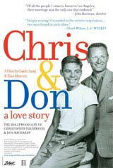 Chris & Don. A Love Story Movie Poster