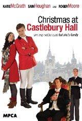 Christmas at Castlebury Hall Movie Poster
