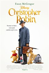 Christopher Robin Affiche de film