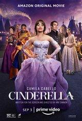 Cinderella (Amazon Prime Video) Movie Poster
