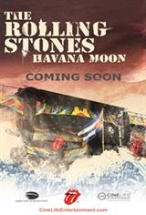 CineLife Entertainment - Rolling Stones - Havana Moon Large Poster