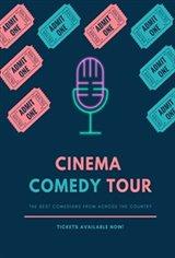 Cinema Comedy Tour 2021 Affiche de film