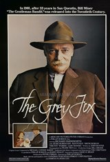 Cinematheque at Home: The Grey Fox Poster