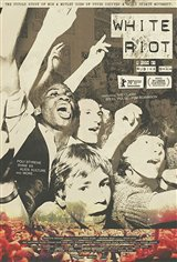 Cinematheque at Home: White Riot Movie Poster