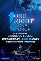 Cirque du Soleil for ONE DROP Movie Poster