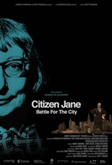 Citizen Jane: Battle for the City (v.o.a.) Affiche de film