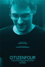 Citizenfour Movie Poster