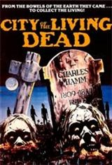 City of the Living Dead Movie Poster