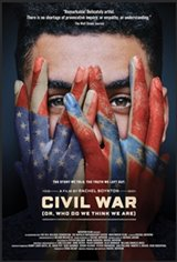Civil War (or, Who Do We Think We Are) (2021) Large Poster