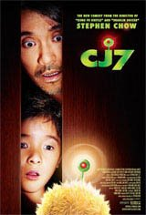CJ7 Movie Poster Movie Poster