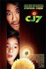 CJ7 Movie Poster