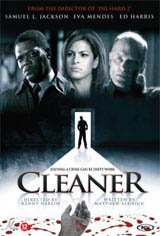 Cleaner Movie Poster