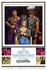 Cleopatra Large Poster