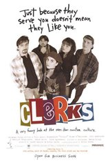 Clerks Large Poster