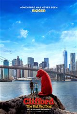 Clifford the Big Red Dog Affiche de film