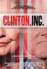 Clinton, Inc. Large Poster