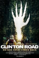 Clinton Road Large Poster