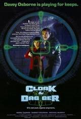 Cloak & Dagger Movie Poster