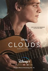 Clouds (Disney+) Affiche de film