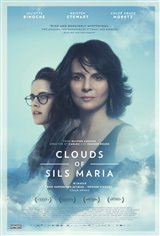 Clouds of Sils Maria Movie Poster Movie Poster