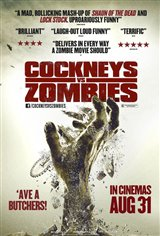 Cockneys vs Zombies Movie Poster