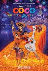 Coco (v.f.) Affiche de film