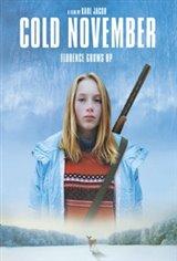 Cold November Movie Poster