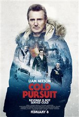 Cold Pursuit Affiche de film